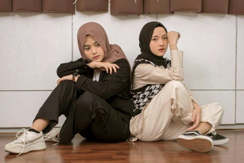 Hanin Dhiya dan Sabyan luncurkan lagu kolaborasi 'Jangan Sampai Pasrah'