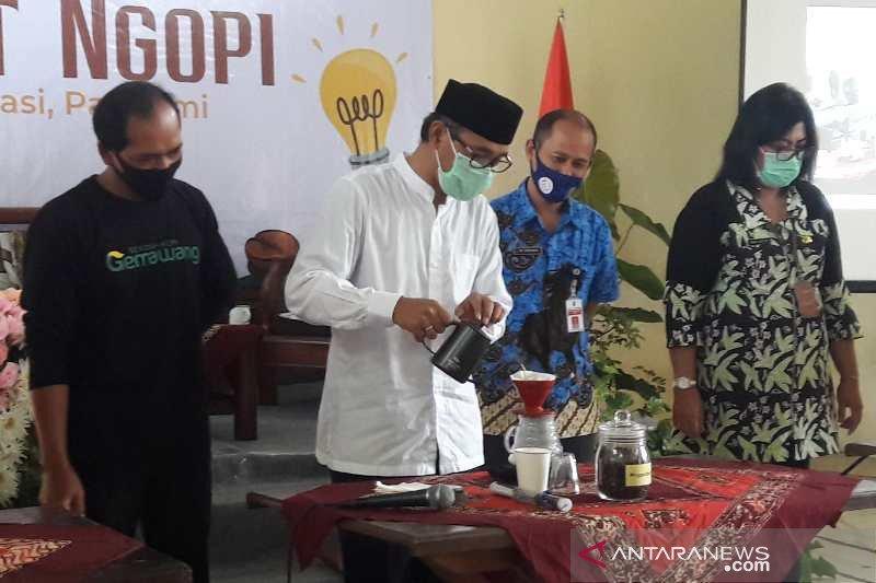 Kemendesa dukung upaya ekspor kopi Temanggung