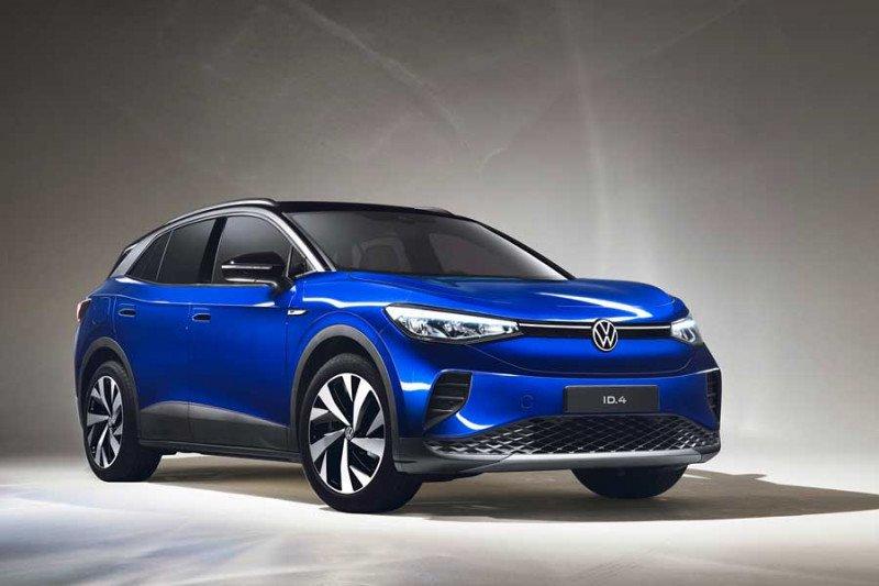 Volkswagen investasi Rp187 triliun untuk kembangkan mobil listrik