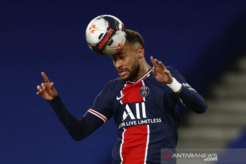 PSG tanpa Neymar dalam laga kontra Barcelona