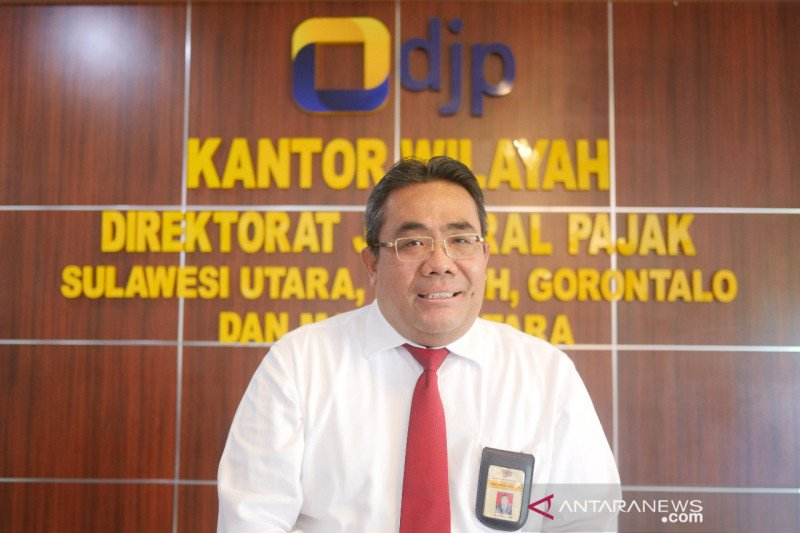 Tahun 2020, penerimaan pajak di Sulut capai Rp3,08 triliun