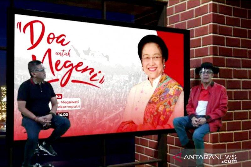 Yasonna: Megawati adalah petarung politik melawan ketidakadilan