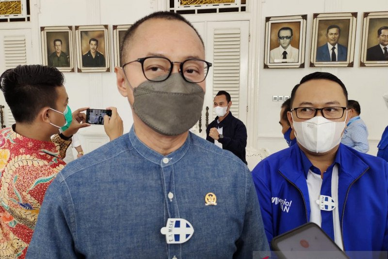 Anggota DPR desak PLN Cianjur tuntaskan pembangunan Gardu Induk Tanggeung