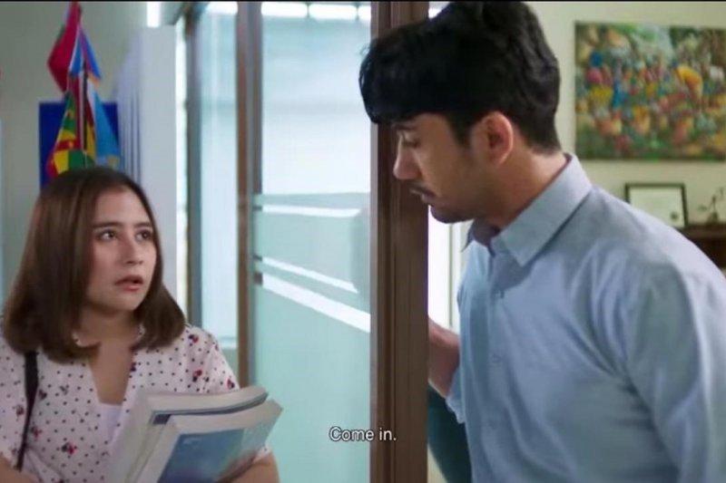 """Hubungan antara Prilly dan Reza Rahadian berlanjut di musim kedua """"MLMH"""""""
