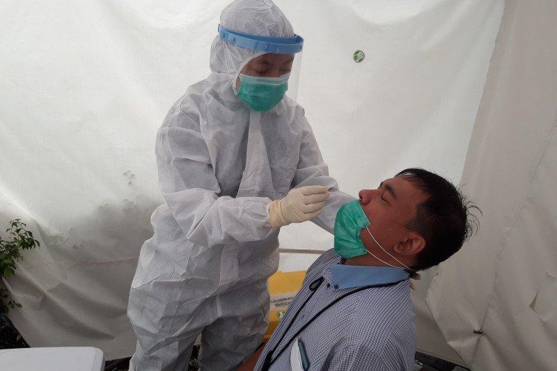 5,8 juta orang di Indonesia telah lakukan uji PCR