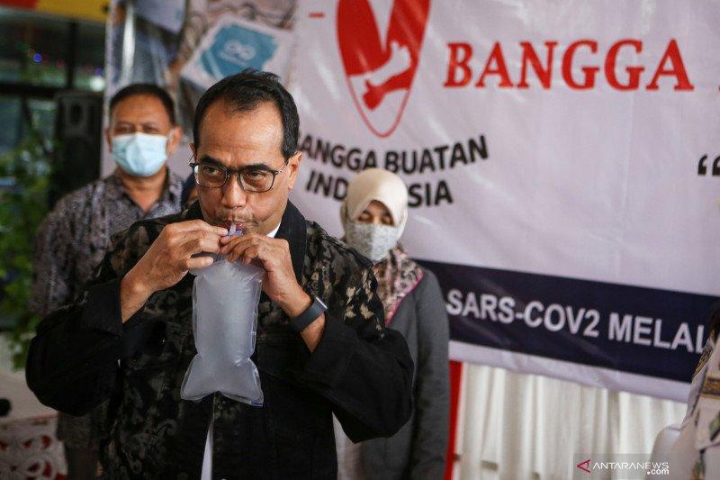 Stasiun di wilayah Daop 4 Semarang belum peroleh jatah GeNose
