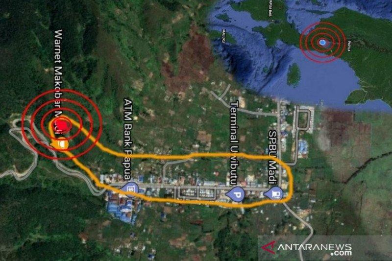 BPBD: Kebutuhan korban banjir di Paniai mencapai Rp1 miliar