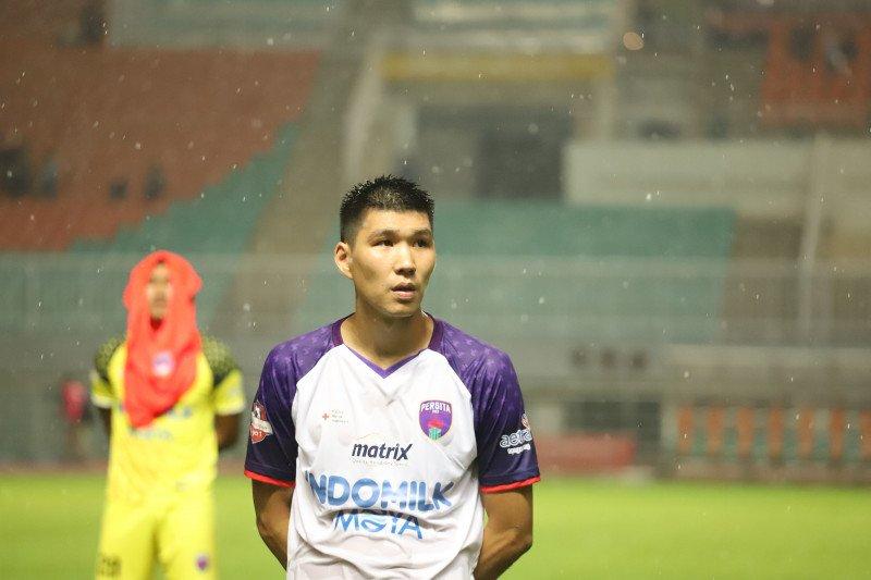 Persita Tangerang akhiri kontrak pemain asal Kyrgyzstan Tamirlan