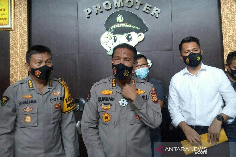 Polda Sumsel tegaskan dokter di kota Palembang meninggal bukan efek vaksin
