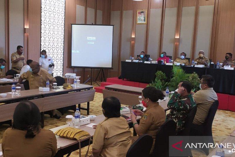 Pembatasan sosial  AKB di Mimika diperpanjang hingga 8 Februari
