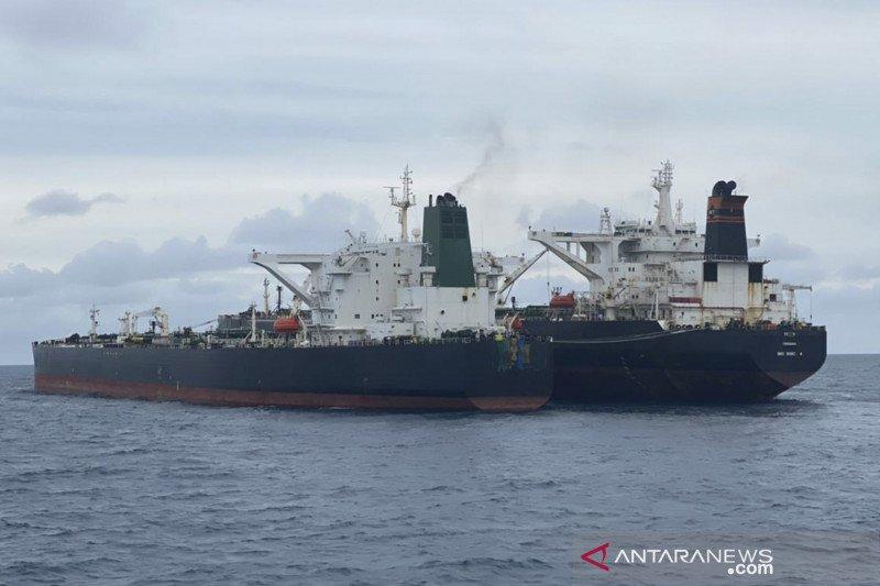 Diduga langgar hukum, Indonesia sita kapal tanker  Iran dan Panama