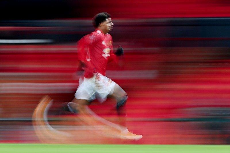 Marcus Rashford bersiap jalani pemindaian lutut