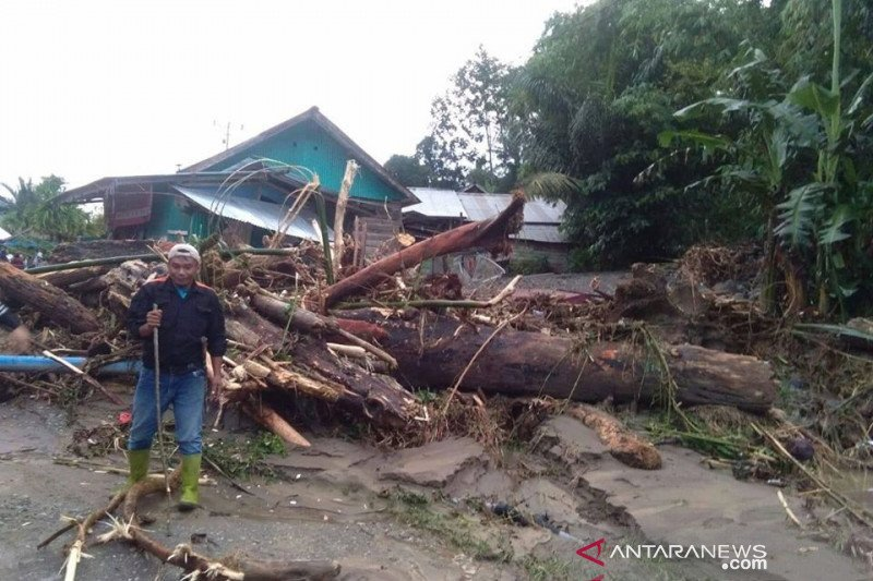 Ikhtiar menghadapi  bencana