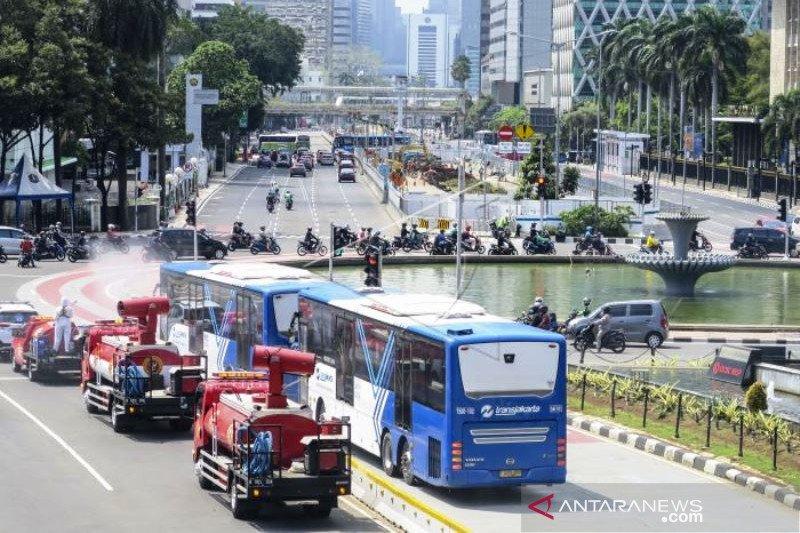 Disinfeksi Fasilitas Umum Di Jakarta