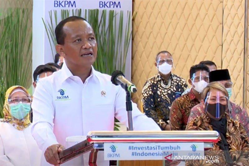 BKPM: Realisasi investasi ke luar Jawa capai 50,5 persen