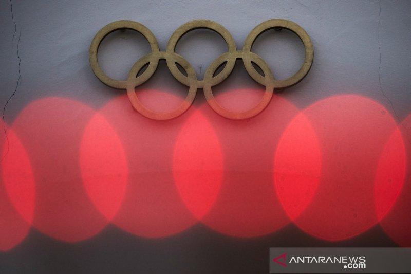 Panduan baru Olimpiade melarang atlet berpelukan atau lakukan tos