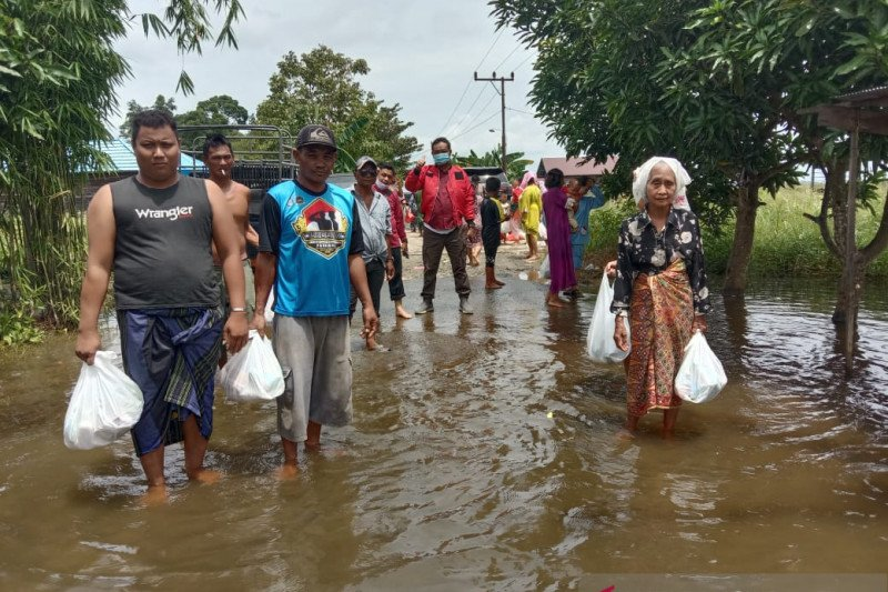 Dirjen Dukcapil ganti 16.187 dokumen KK korban banjir di Kalsel
