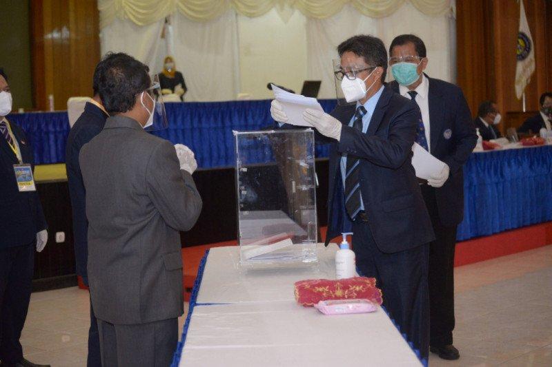 Prof Sumaryanto terpilih sebagai Rektor UNY periode 2021-2025