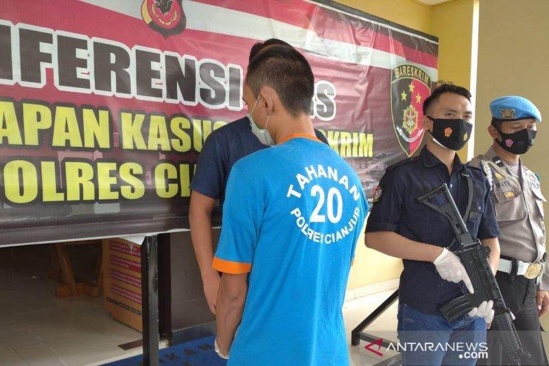Gelapkan uang KPM, pendamping PKH ditangkap polisi Cianjur