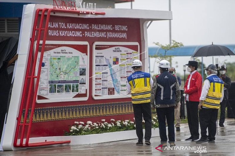Pemkab Kabupaten OKI target datangkan  investor respon hadirnya tol