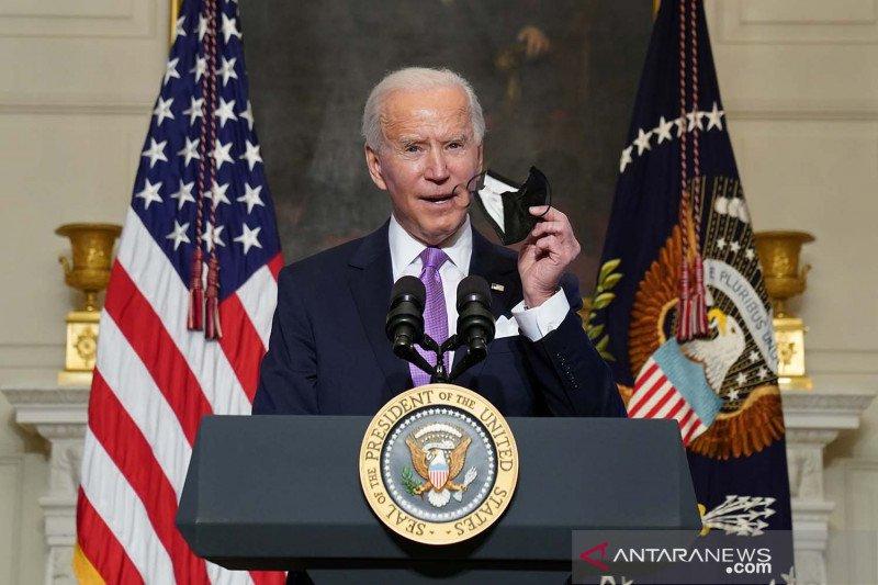Presiden Joe Biden ancam terapkan sanksi AS atas kudeta Myanmar