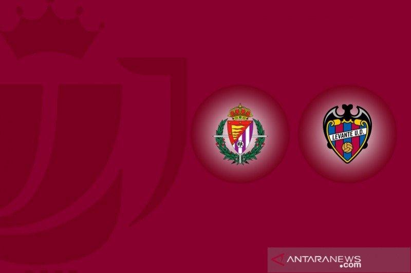 Levante depak Valladolid dari Copa del Rey 4-2