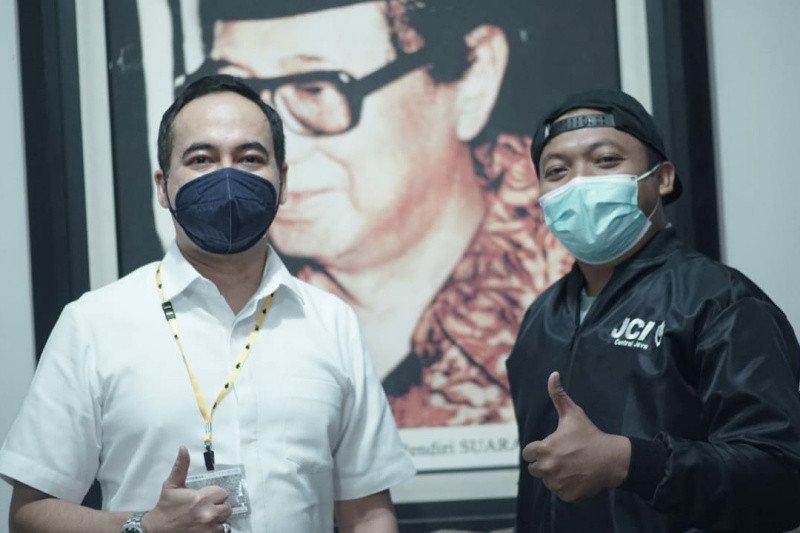 JCI Jateng siap bersinergi bantu masyarakat terdampak pandemi