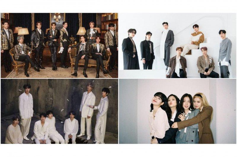 Fandom K-pop di Indonesia donasikan Rp1,4 milyar untuk  korban bencana