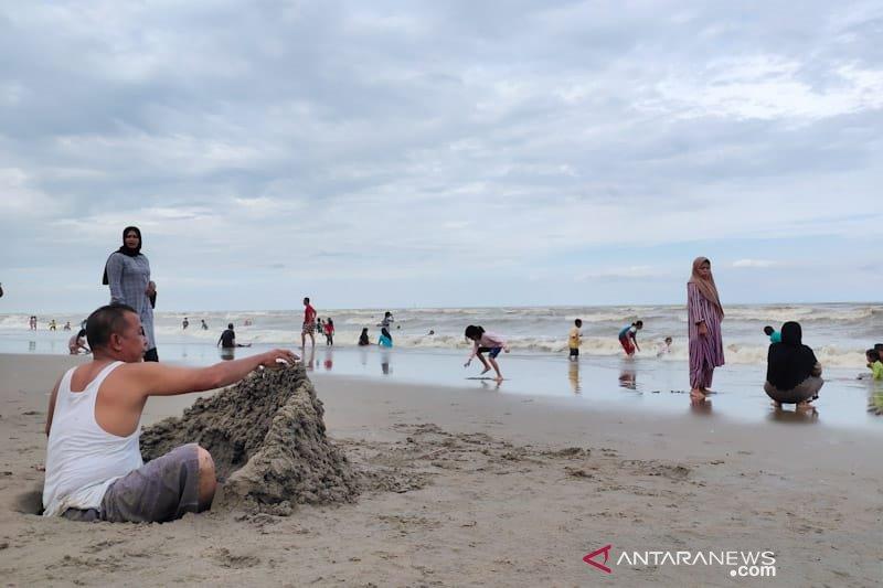 Pantai Di Aceh Timur Kembali Dibuka Untuk Wisata Setelah 23 Tahun Ditutup Antara News Aceh