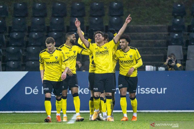 Vitesse gagal kudeta posisi usai menyerah dari VVV Venlo