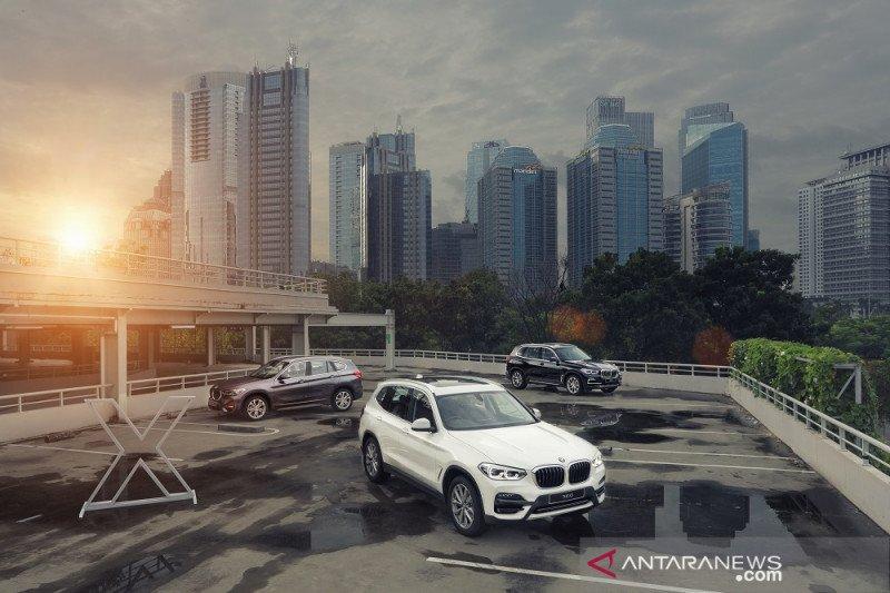 BMW segarkan tampilan X5 di Indonesia, harganya Rp1,559 miliar