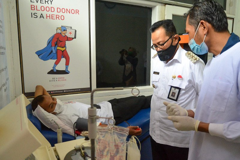 PMI Kota Yogyakarta intensif rekrut pendonor plasma konvalesen
