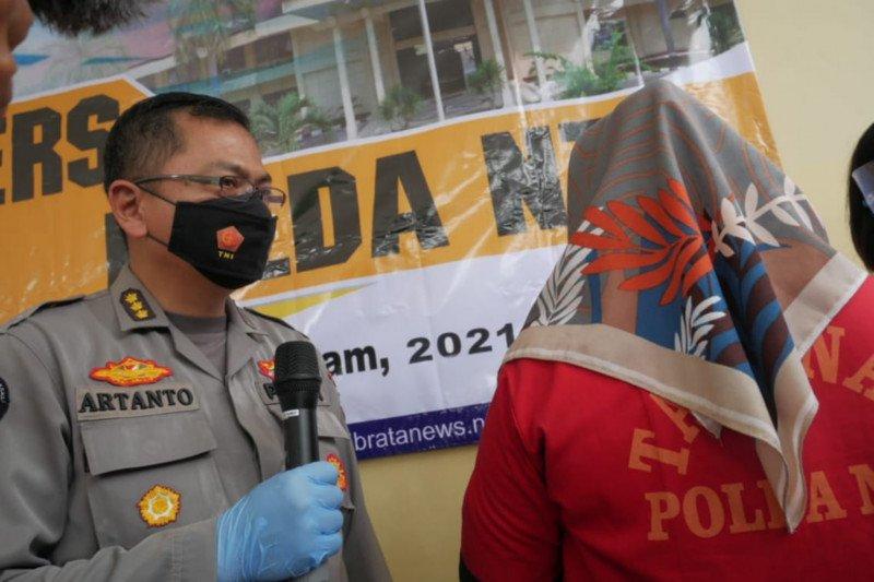 Terpisah jauh dengan suami karena pandemi COVID-19, istri tega cabuli anaknya yang berusia 2 tahun