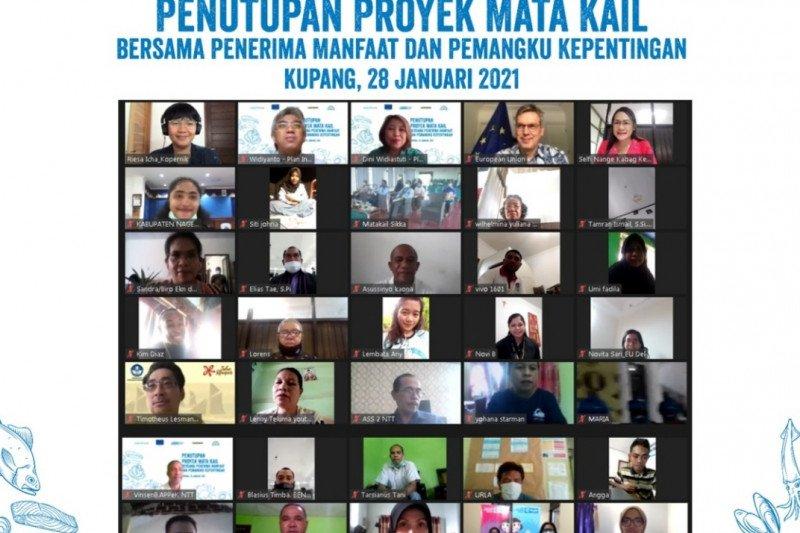 Hasil Program Mata Kail, Ratusan kaum muda NTT rintis usaha perikanan