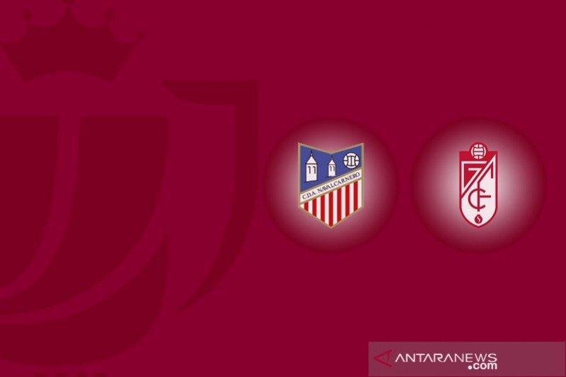 Granada ke perempat final Copa del Rey