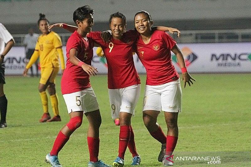 Timnas putri gelar TC di Jakarta 8 Maret dengan 38 pemain