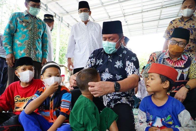 Gubernur Sumsel ingatkan orangtua terapkan protokes  ke anak-anak