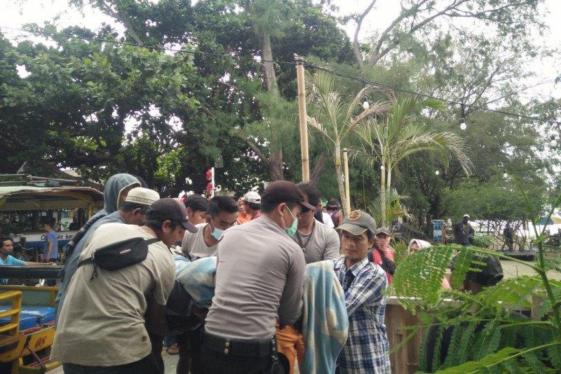 Warga Bekasi meninggal setelah selam permukaan di Gili Trawangan Lombok