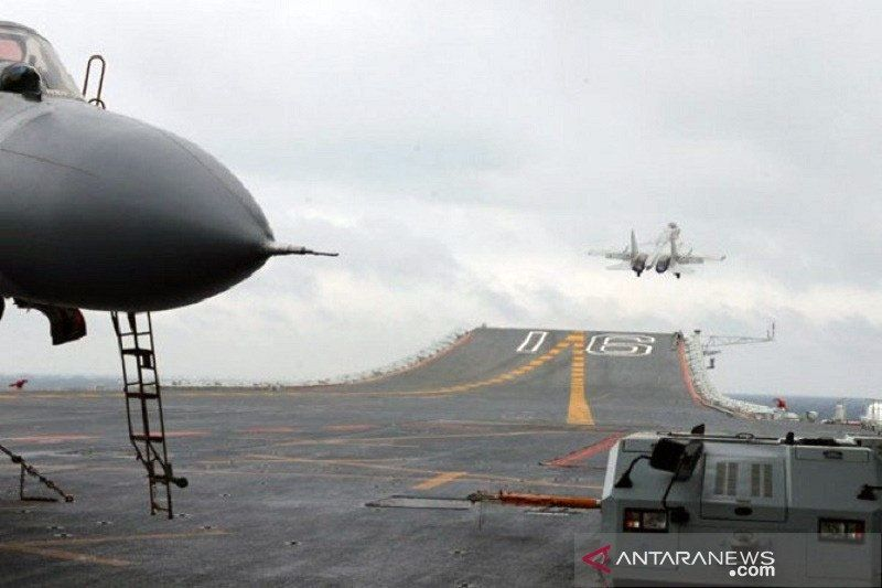 Filipina laporkan kapal-kapal 'milisi' China telah menyebar di Laut China Selatan
