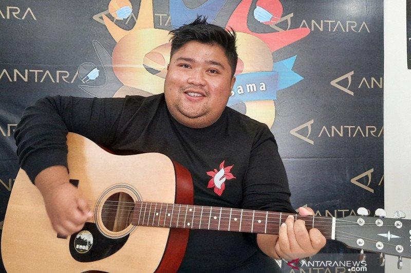Tommy Kaganangan ciptakan tujuh lagu Banjar selama pandemi COVID-19