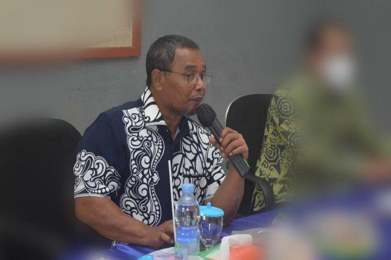 Pemprov Kalteng ingatkan pentingnya tertib administrasi dalam pengelolaan DD