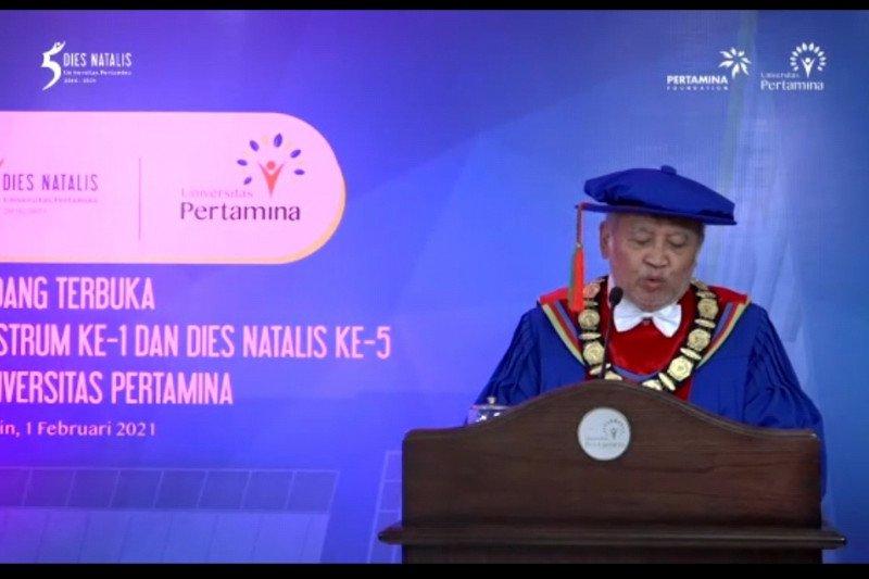 Universitas Pertamina buka pendaftaran mahasiswa baru dengan nilai rapor