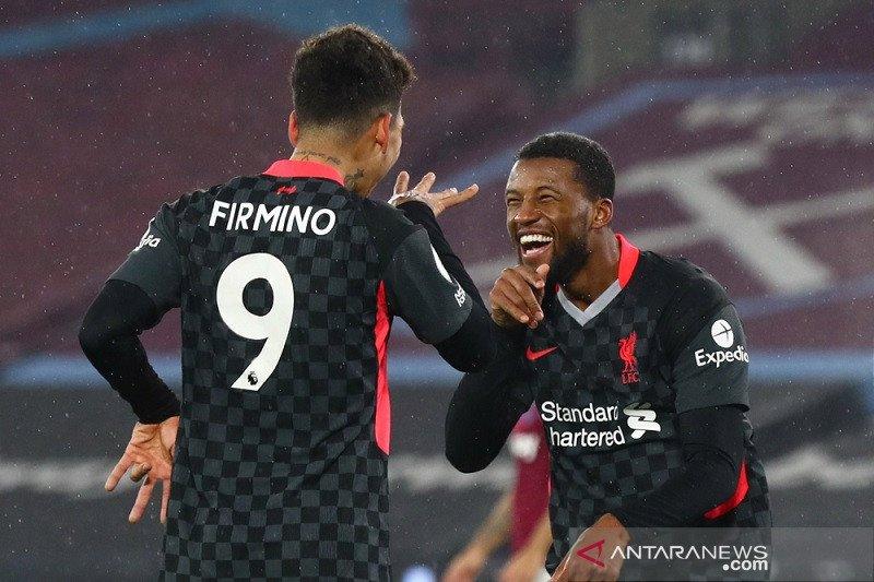 Liverpool jaga momentum dan rebut posisi ketiga
