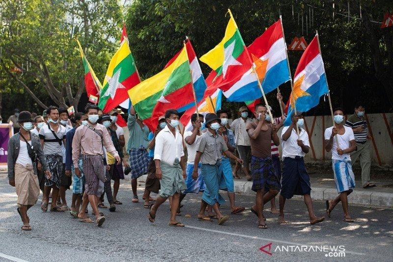Indonesia serukan pendekatan dialog atas situasi politik di Myanmar