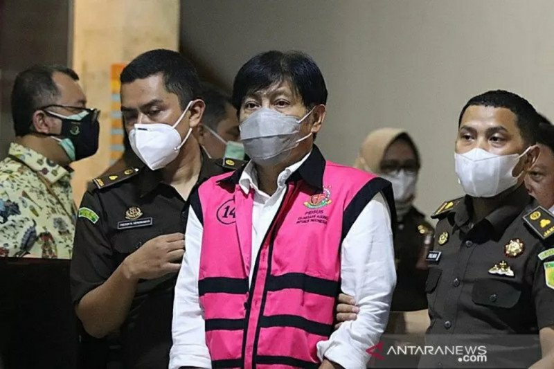 Delapan tersangka kasus korupsi Asabri ditetapkan Kajagung