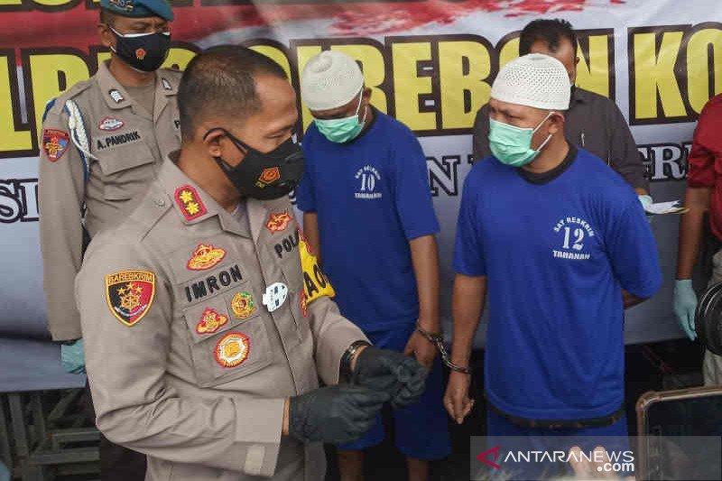 Tersangka pencuri bermodus pecah kaca mobil di Cirebon, ditembak
