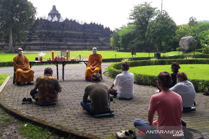 Taman Wisata Candi Borobudur ditutup pada 6-7 Februari