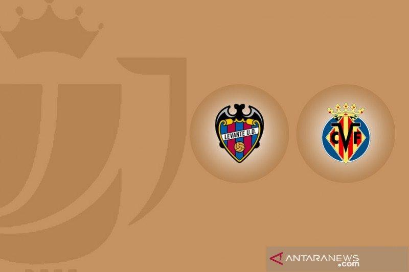 Levante secara dramatis usir Villarreal dari Copa del Rey