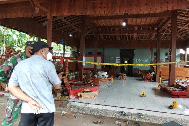 Satu keluarga diduga jadi korban pembunuhan sadis di Rembang