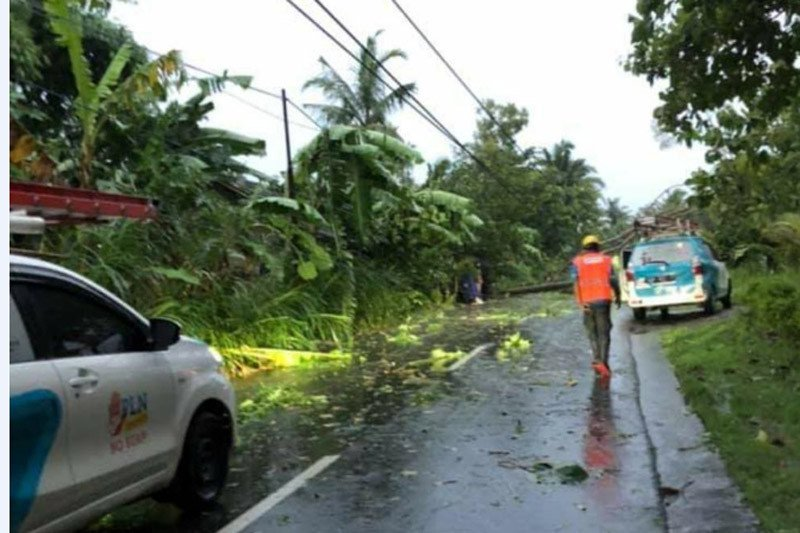 Cuaca ekstrem, PLN berhasil normalkan pasokan listrik di Klaten, Boyolali, dan Kulon Progo